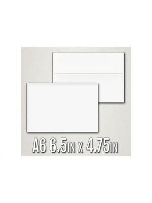 Envelopes | 6.5 X 4.75 70lb Premium Uncoated Text