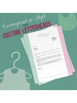 8.5 X 11 70lb Premium Uncoated Text | Letter Heads