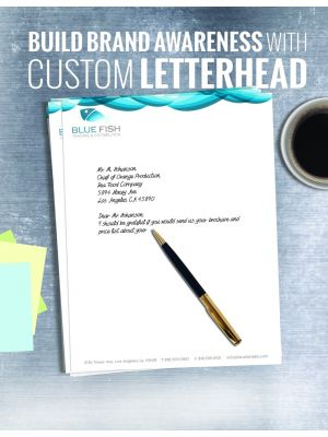 Letter Heads | 8.5 X 14 70lb LINEN Uncoated Text