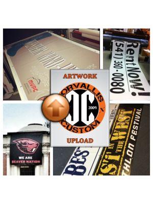 Custom Stock Banner