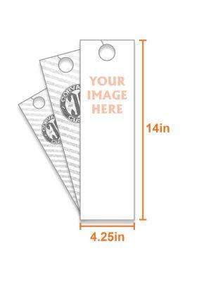 4.25 x 14 Door Hangers