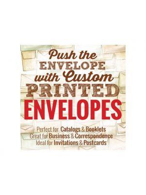 Envelopes | 5.75 X 8.75 70lb Premium Opaque Text