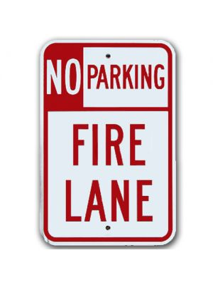 Standard Parking Sign - 12 in. x 18 in.