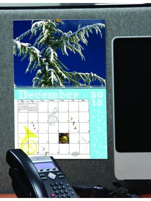 12 X 12 Saddle Stitch Calendars
